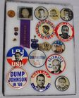 Lot# 29 - Lot of 19 Presidential Campaig