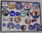 Lot# 32 - Lot of 24 Presidential Campaig
