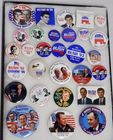 Lot# 33 - Lot of 29 Presidential Campaig