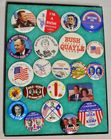 Lot# 34 - Lot of 22 Presidential Campaig