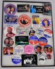 Lot# 35 - Lot of 26 Presidential Campaig