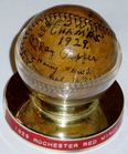 1929 Rochester Red Wings Signed Baseball