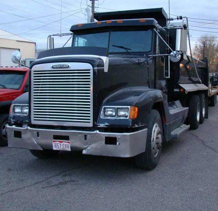 Dump Trucks Pickups Vans Trailers Equipment Tools