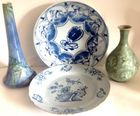 Misc. Asian pottery lot