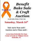 BENEFIT BAKE SALE AND AUCTION