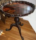 Mahogany occasional tables