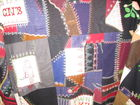 FLOYD CO VIRGINIA HANDMADE FAMILY QUILT