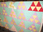 FLOYD CO VIRGINIA HANDMADE QUILT