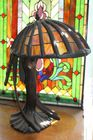 Reproduction dec. table lamps