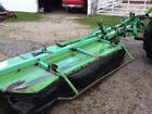 Deutz Allis disc mower