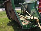 JD 1517 bat wing mower  (sharp)