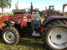 Foton loader tractor with loader 140 hrs