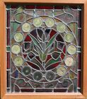 Leaded/stained glass window