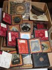 Lg. lot of daguerreotypes