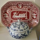 Spode and Meissen