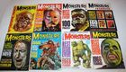 75iss Famous Monsters incl 1960s