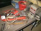 Assorted Hand & Power Tools
