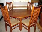5 Piece mission style  dinette