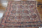 Lot 40) early Antique Oriental rug