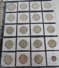 Lot 121 US silver coins