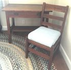 L&JG Stickley desk and chair