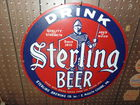 STERLING BEER SIGN