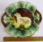 EARLY MAJOLICA PLATE