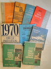 Vintage Car & Repair Shop Manuals