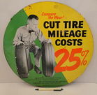 Gates Tires Advertising Insert 16""
