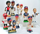Cleve. Indian Bobble Heads
