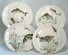 Johnson Bros. Fish Plates