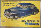 1946 Chevy Fleetmaster Ad