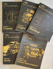1973 Ford Shop Manuals