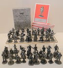 Complete Set of 50 Pewter Soldiers