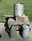 Brookins 1 1/2 Gal. Swing Down Spout