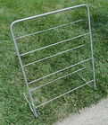 Metal, Quart Can Display Rack