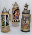 Musical German Steins