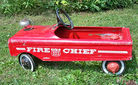 AMF Fire Chief Pedal Car No. 503