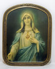 Immaculate Heart Of Mary Litho