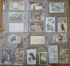 Assorted Advertising Trade Cards