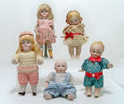 Small Jointed Dolls