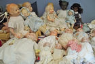 A Wide Variety Of Dolls
