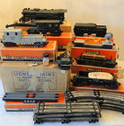 Lionel Set 2213WS W/ Boxes 1953