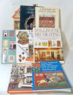 Dollhouse, Miniatures Books