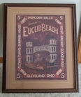 Euclid Beach Framed Print