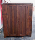 Primitive 2 Door Cupboard