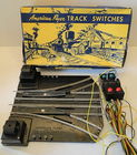 Amer. Flyer 720A Track Switches