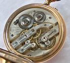 Pocket Watch View Of Works