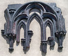 Casey Collection Tracery Wall Arch