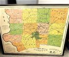 1927 Forsyth Co. Map